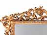Detail images:  Eleganter Spiegelrahmen