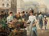 Detailabbildung: Emil Barbarini, 1855 Wien - 1933 ebenda