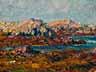 Detail images: Henry Moret, 1856 Cherbourg - 1913 Paris