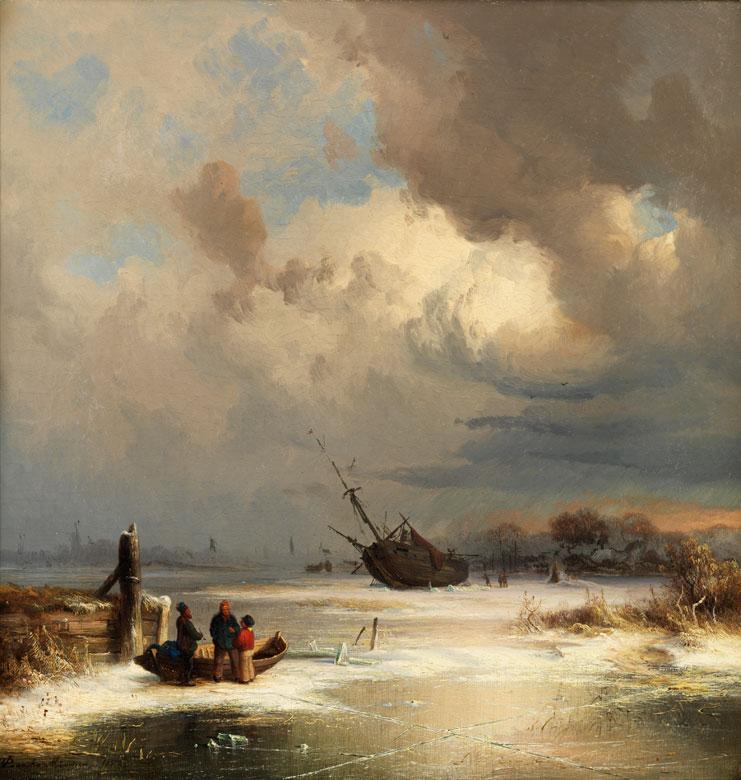 Dietrich Langko, 1819 - 1896