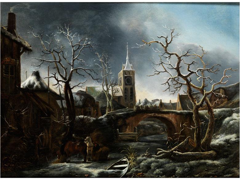 Jan Wouwerman, 1629 Haarlem - 1666 ebenda