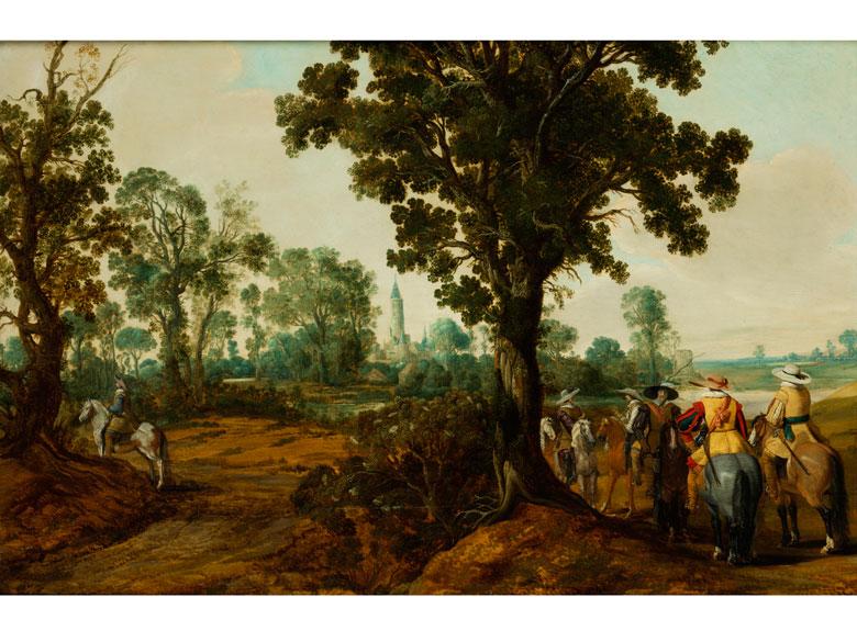 Gerrit Claesz Bleker, um 1600 - 1656
