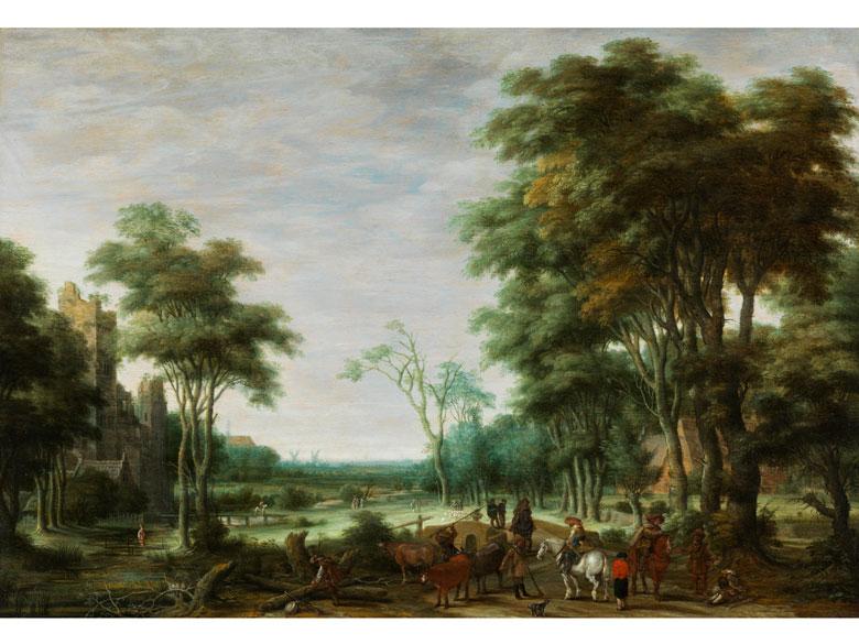 Jochem Govertsz Camphuysen, 1601 - 1659, zug.