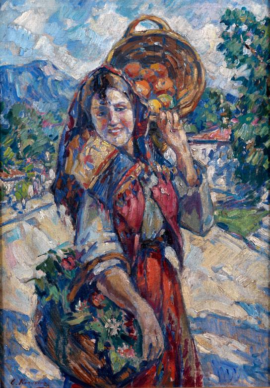 Konstantin Alexeievitch Korowin, 1861 Moskau - 1939 Paris