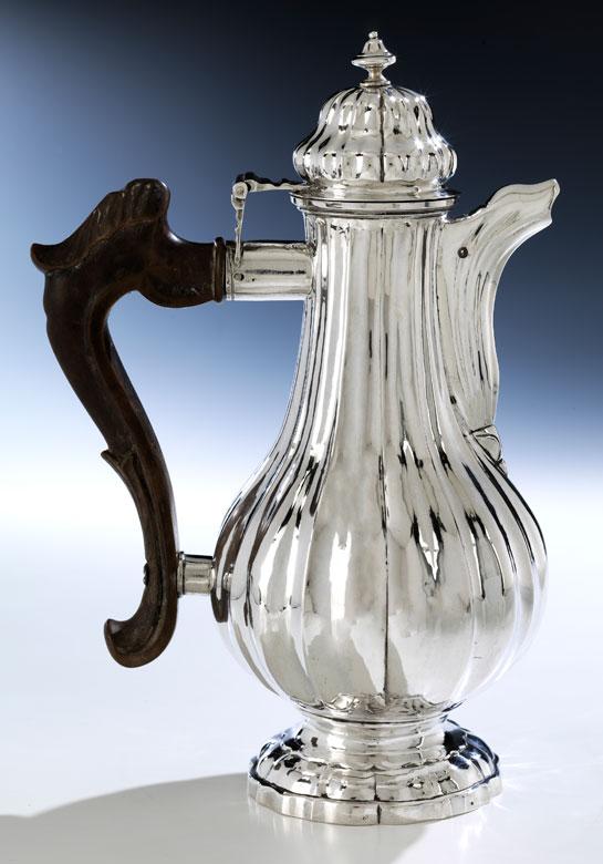 Venezianische Silberkanne