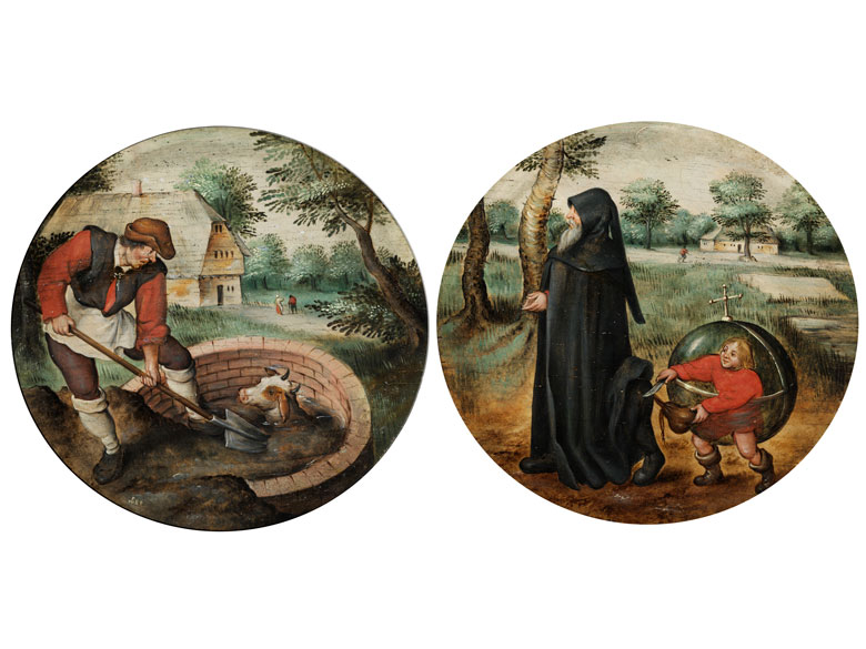 Pieter Brueghel d. J., um 1564 Brüssel - 1637 Antwerpen