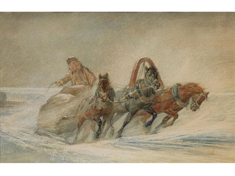 Rudolf Fedorovich Frentz, 1831 - 1918