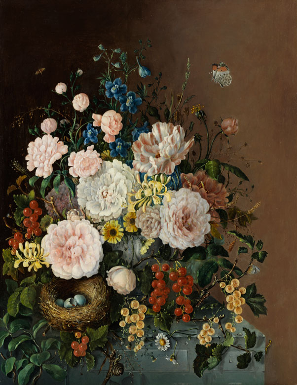 Jules d'Hoop, Maler des 19. Jahrhunderts