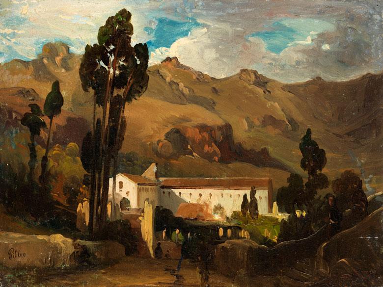 Antonio Sminck Pitloo, 1791 Arnheim - 1837 Neapel