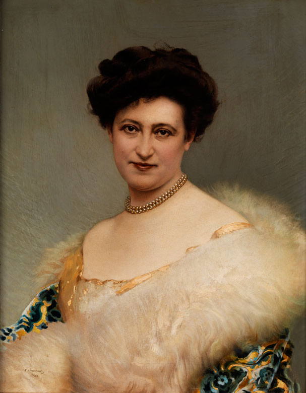 Vittorio Matteo Corcos, 1859 Livorno - 1933 Florenz