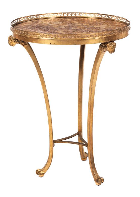 Feiner Louis XVI-Guéridon