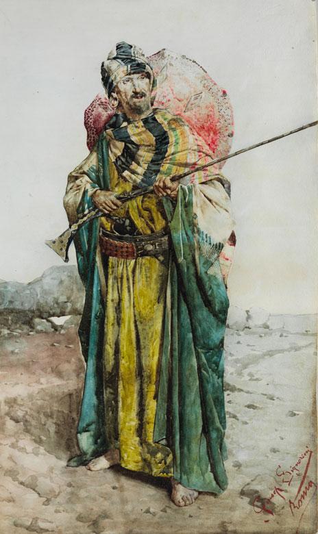 Giuseppe Signorini, 1857 - 1932