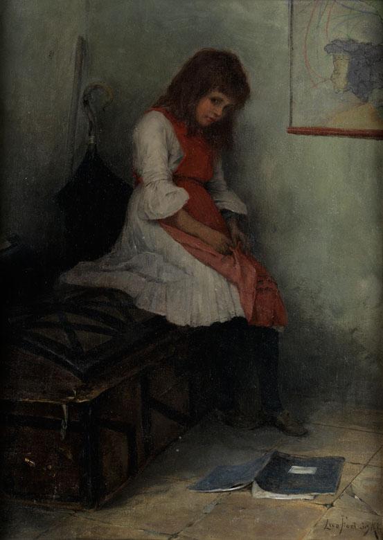 Leon Fortunski, 1859 - 1895