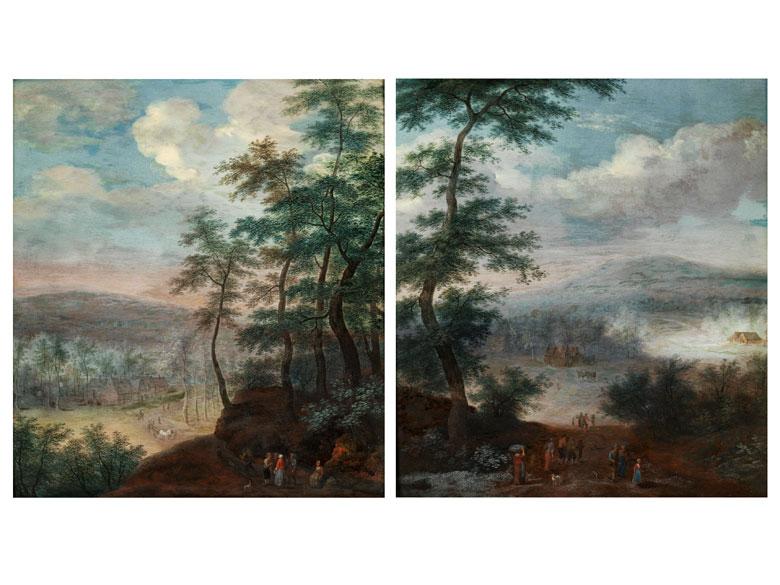 Theobald Michau, 1676 Tournai - 1765 Antwerpen, zug.