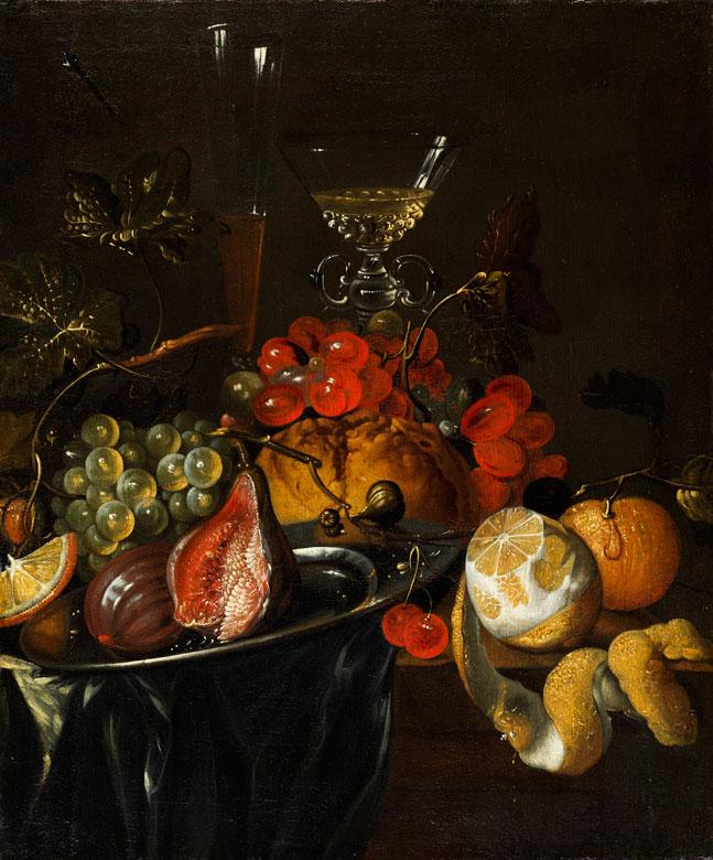 Holländischer Maler des 17. Jahrhunderts aus dem Stilkreis des Jan Davidsz de Heem, 1606 Utrecht - 1683 Antwerpen