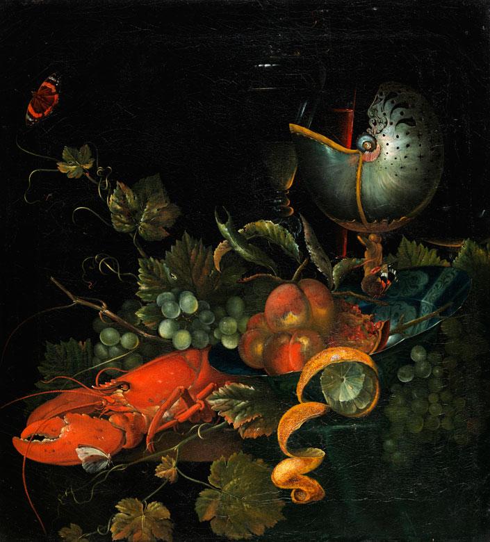 Ottmar Elliger, 1666 - 1732, zug.