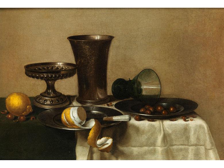 Willem Claesz. Heda, 1594 Haarlem - 1680, zug.