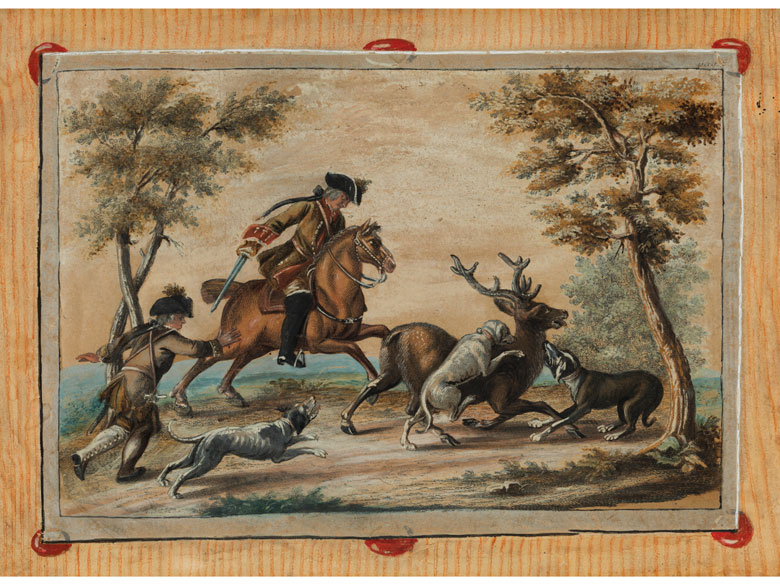 Christian Gottlob, 1755 - 1809, in der Art des Winterschmidt