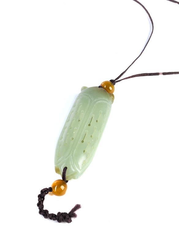 Jade-Anhänger