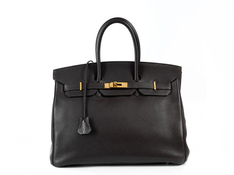 "Hermès Birkin Bag 35 cm ""Marron"""