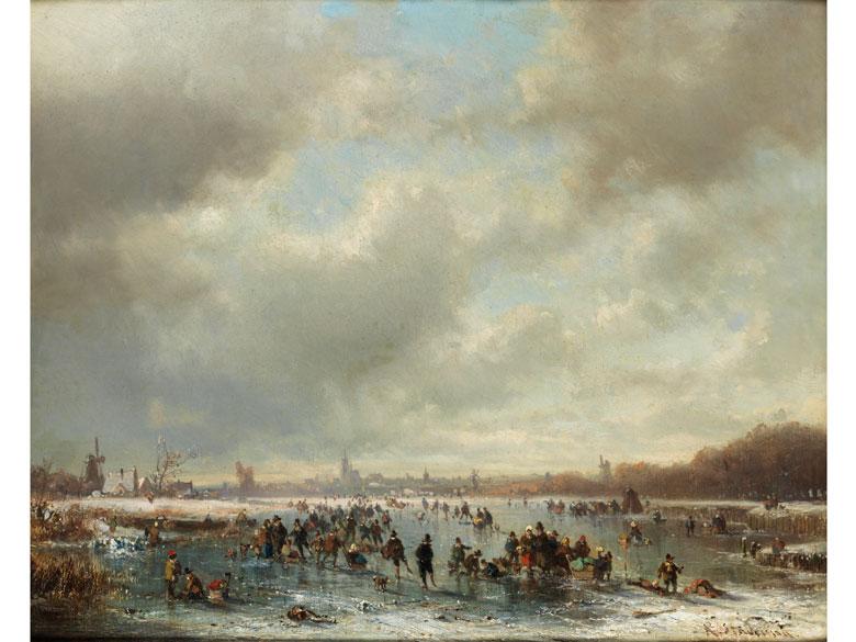 Adolf Stademann, 1824 München - 1895 München