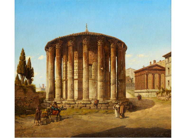 F. B., Künstler des 19. Jahrhunderts