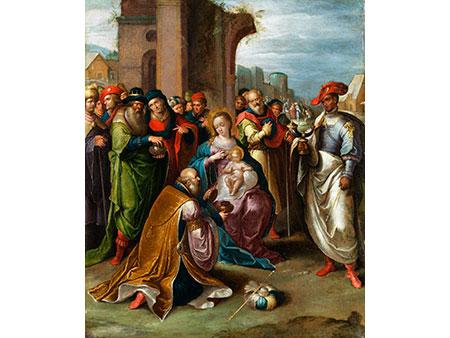 Frans Francken d. J., 1581 Antwerpen - 1642 Antwerpen, zug.