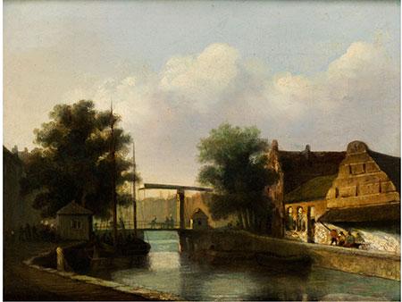 Jan Weissenbruch, 1822 - 1880, zug.