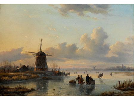 Lodewijk Johannes Kleyn, 1817 - 1897 Den Haag