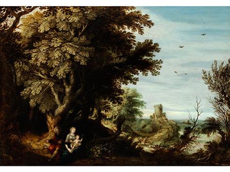 Alexander Keirincx,  1600 Antwerpen - 1652 Amsterdam, zug.