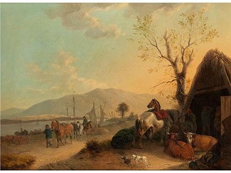 August Franz Schelver, 1805 - 1844