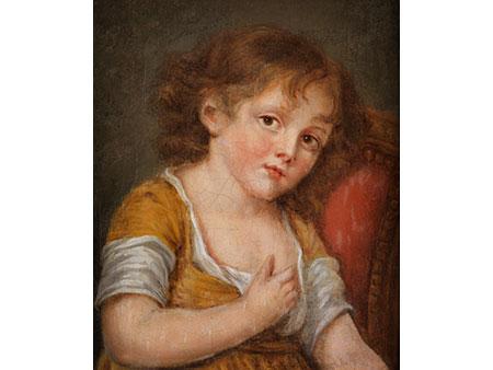 Jean-Baptiste Greuze, 1725 Tournus - 1805 Paris, Nachfolge