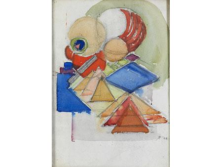 Joseph Perters, Künstler des 20. Jahrhunderts
