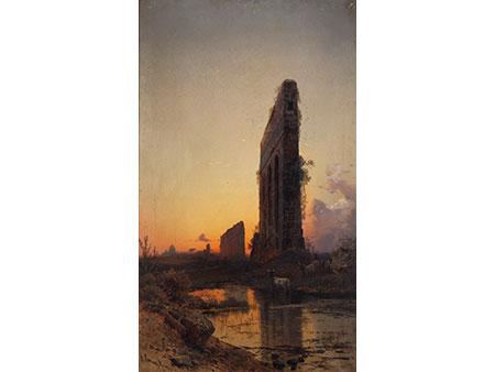 Hermann David Solomon Corrodi, 1844 Franscati - 1905 Rom