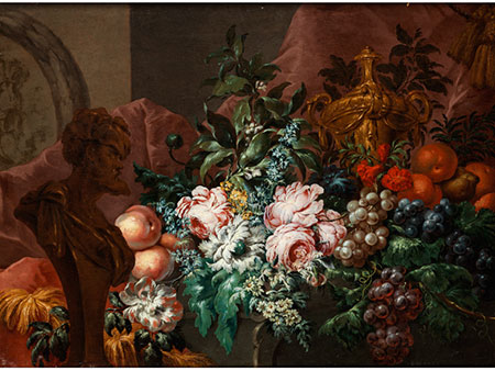 Anne Vallayer-Coster,  1744 Paris - 1818