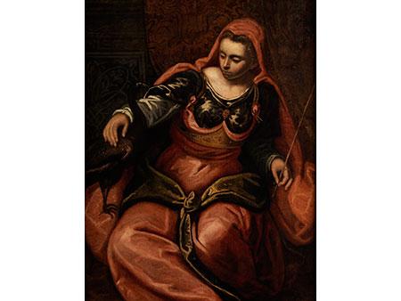 Domenico Robusti, genannt Tintoretto (Venedig, 1560 - 1635) und Jacopo Robusti, genannt Tintoretto? (Venedig, 1519 - 1594), zug.
