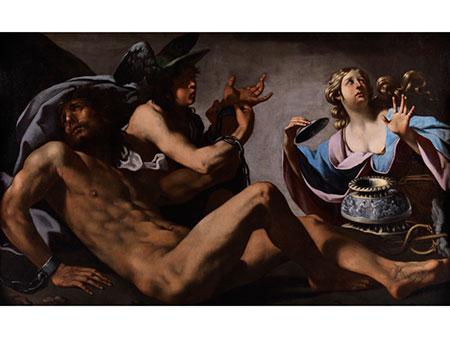 Luca Ferrari, 1605 Reggio Emilia - 1654 Padua