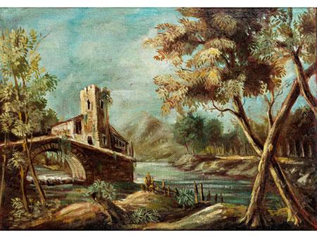 Italienischer Maler in der Art des 17. Jahrhunderts