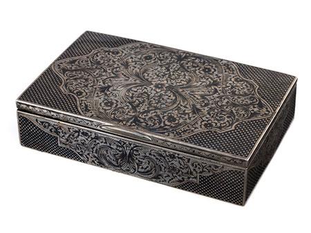 Sankt Petersburger Zigarrenbox