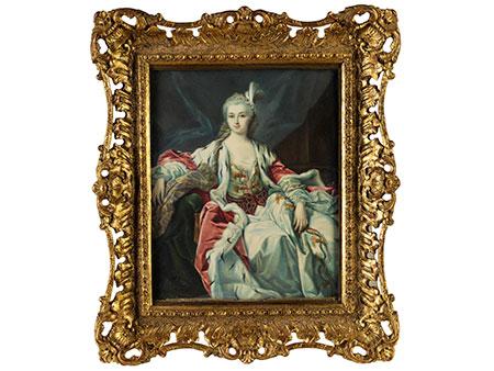 Maler der zweiten Hälfte des 18. Jahrhunderts