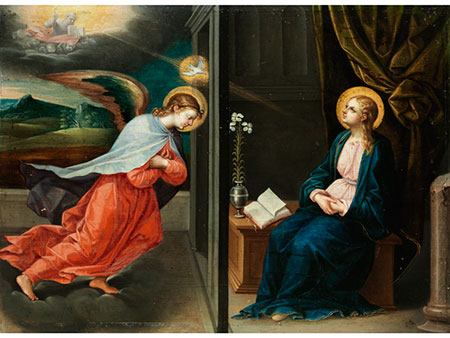 Italoflämischer Maler des 17. Jahrhunderts