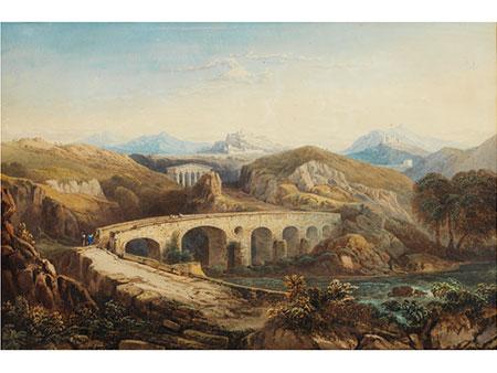Thomas Ender, 1793 Wien - 1875 Wien