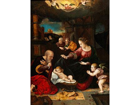 Italoflämischer Maler des 16./ 17. Jahrhunderts