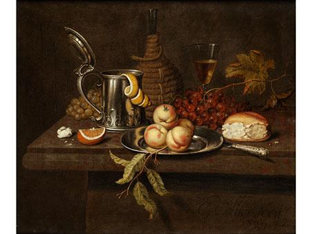 Edwaert Collier, auch Edwaert Colyer,um 1640 Breda - 1708 London