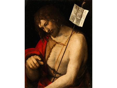 Italienischer Maler aus dem Kreis von Antonio Allegri Correggio, um 1489 - 1534