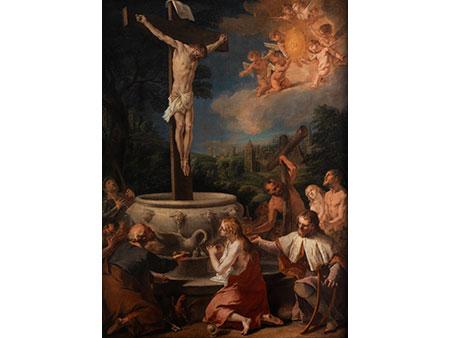 Niccola Grassi 1682 - 1748 Venedig, zug.