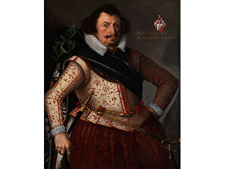 Hofmaler der ersten Hälfte des 17. Jahrhunderts