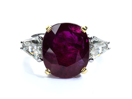 † Rubin-Diamantring