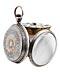 Detailabbildung:  Große englische Taschenuhr