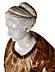 Detail images:  Prachtvolle weibliche Marmorbüste